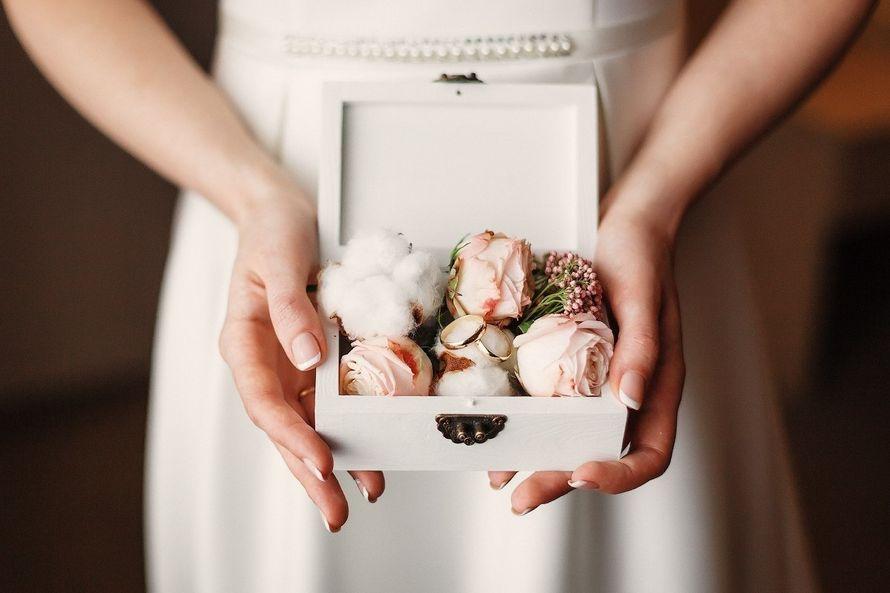 Фото 8601350 в коллекции Классическая свадьба в постельных тонах - Организация и оформление свадьбы Sweet Day