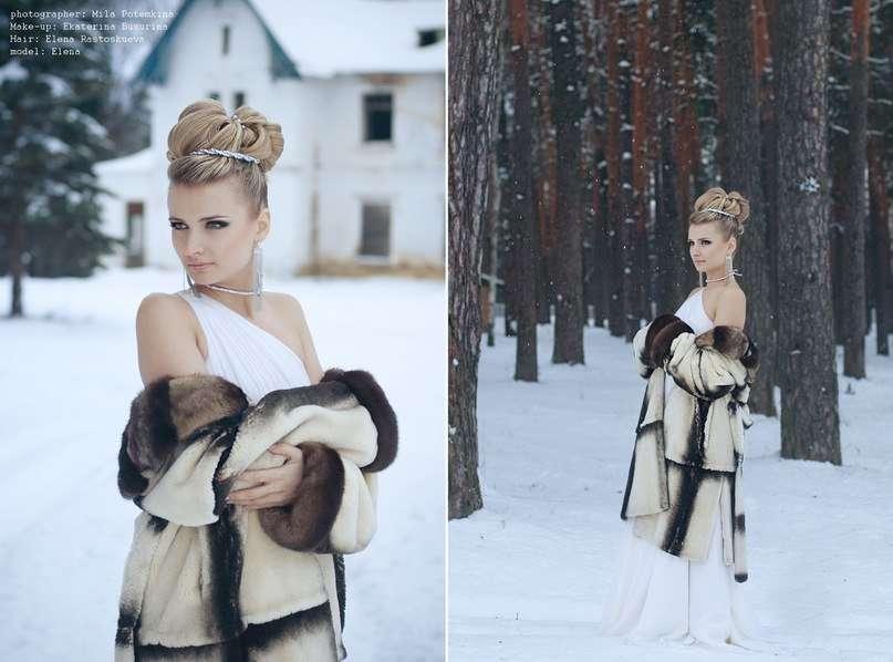 Фото 7205420 в коллекции Портфолио - Стилист по причёскам Елена Растоскуева