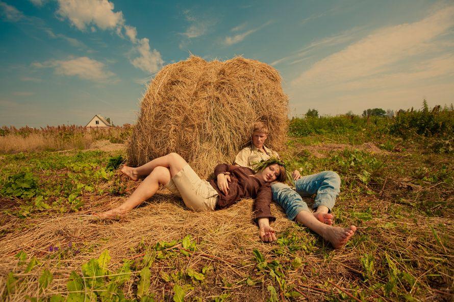 Андрей и Оля 2011. Нелжа. - фото 2965725 Фотограф Якушев Николай