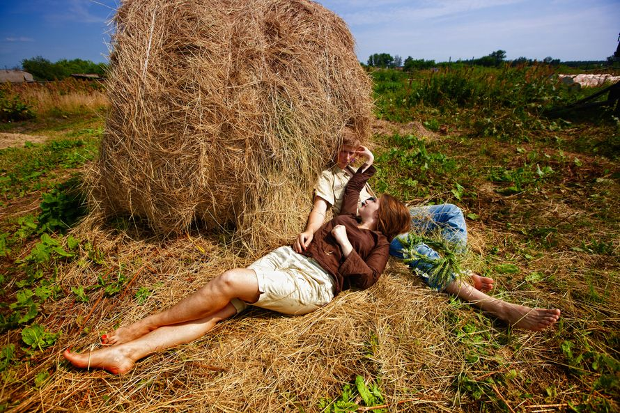 Андрей и Оля 2011. Нелжа. - фото 2965729 Фотограф Якушев Николай