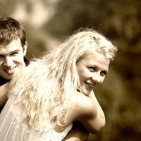 Алексей и Лера. Сочи 2010.