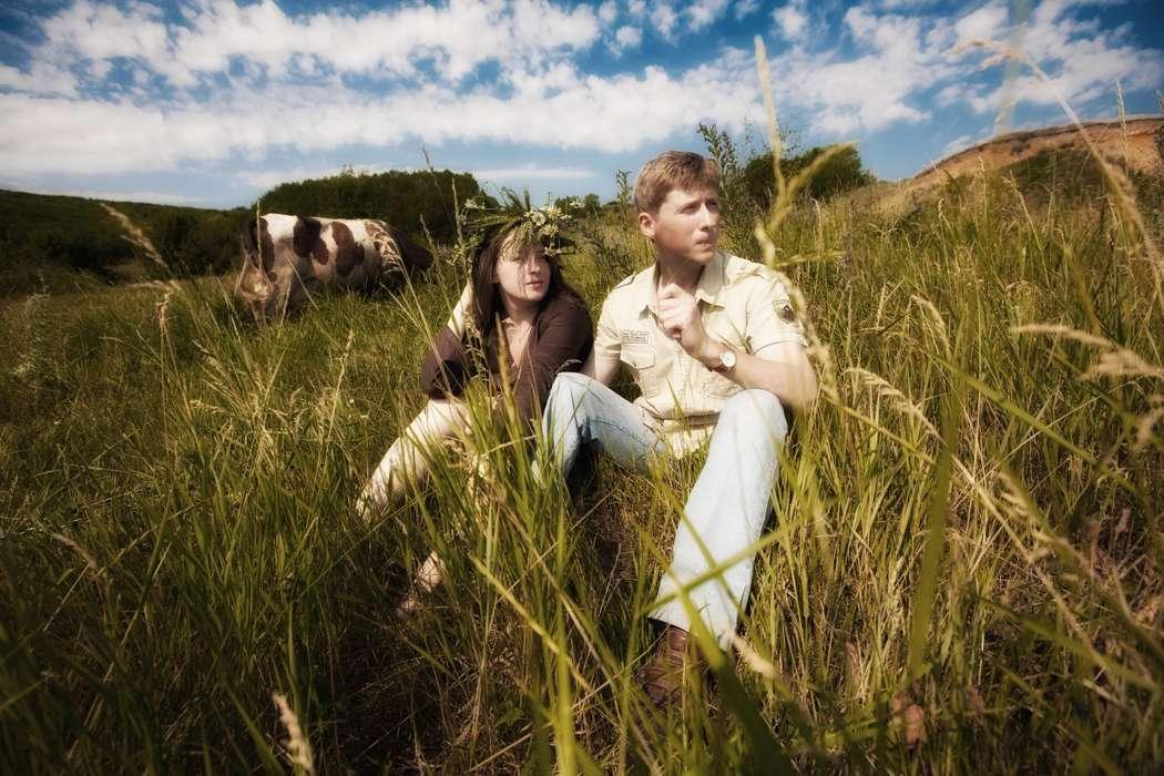 Фото 2970907 в коллекции Незабываемый летний день Андрея и Ольги в Воронеже - Фотограф Якушев Николай