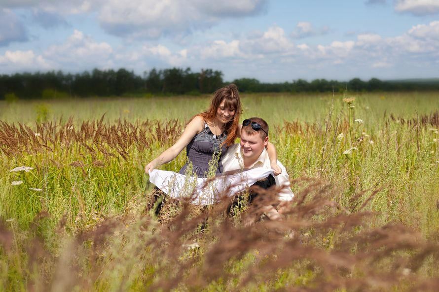 Алексей и Елена 2011 год - фото 2998619 Фотограф Якушев Николай