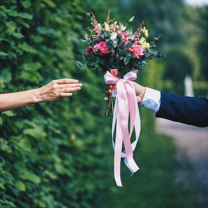 Букет невесты под любой образ