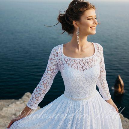 Свадебное платье Ассоль