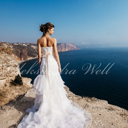 """Свадебное платье """"Ника"""""""