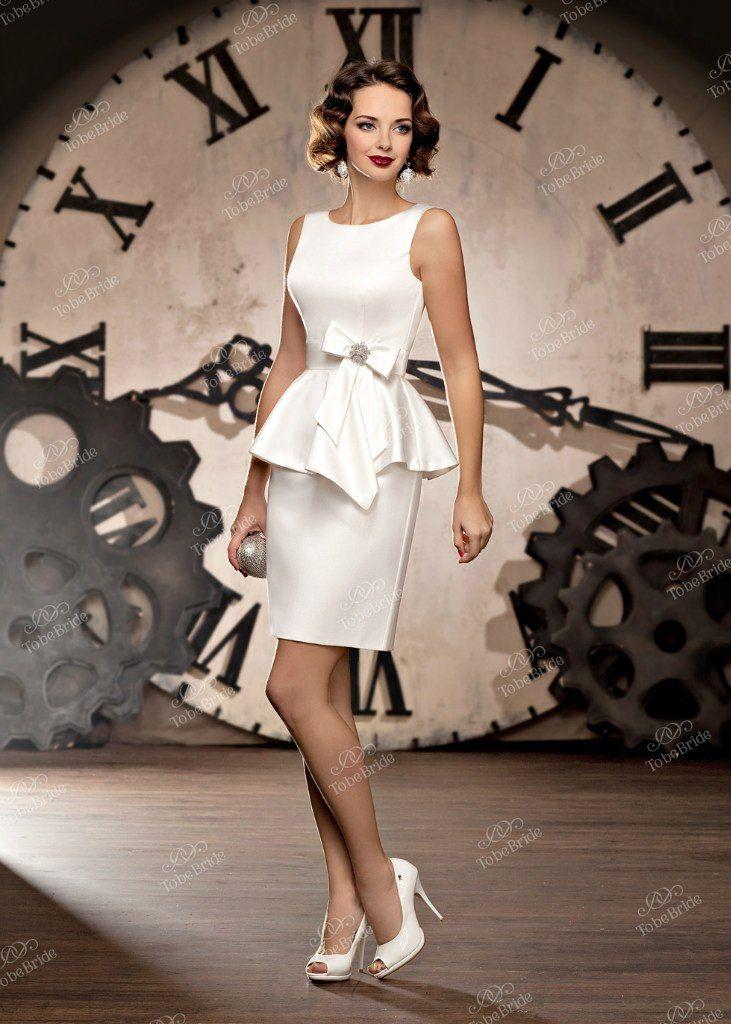 """Фото 2972297 в коллекции Свадебные платья To be Bride 2014 - Салон свадебной и вечерней моды """"Белый Танец"""""""