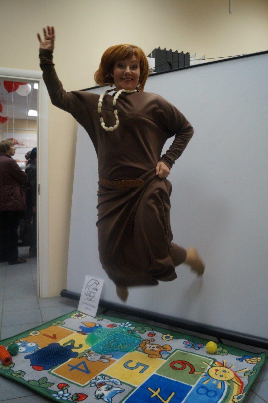 Провожу День здоровых таких ног!!! - фото 12039744 Ведущая Татьяна Вагачёва