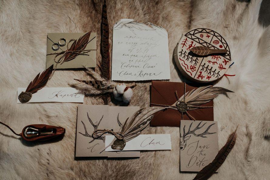 Фото 17045630 в коллекции Фотопроект Northren Wedding - Студия декора и флористики Page of love