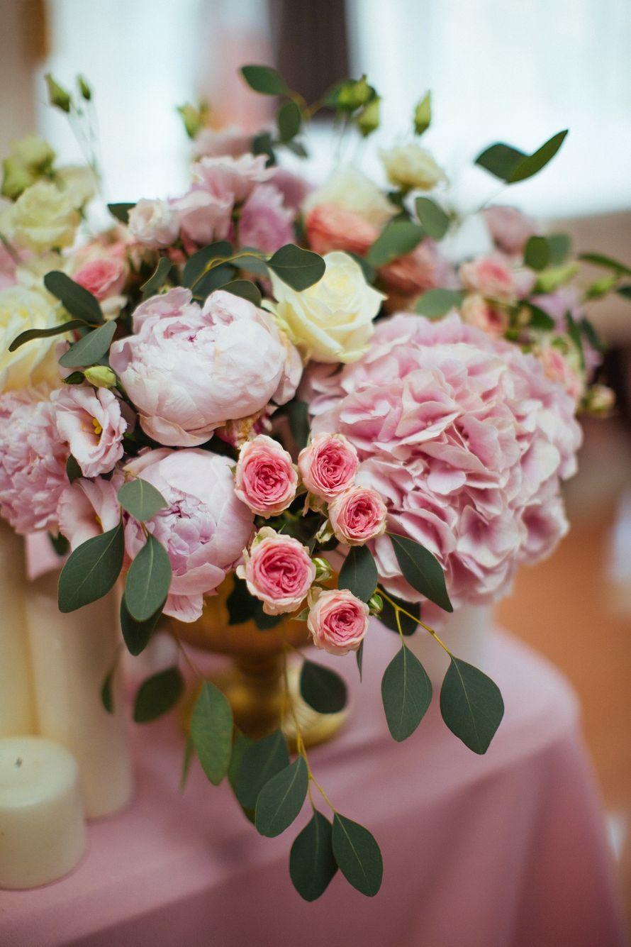 """Фото 17046040 в коллекции Свадьба Александра и Екатерины """"Rose & Gold"""" 15.07.15 - Студия декора и флористики Page of love"""