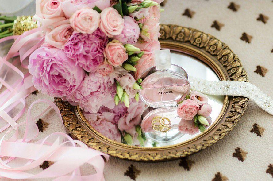 """Фото 17046054 в коллекции Свадьба Александра и Екатерины """"Rose & Gold"""" 15.07.15 - Студия декора и флористики Page of love"""