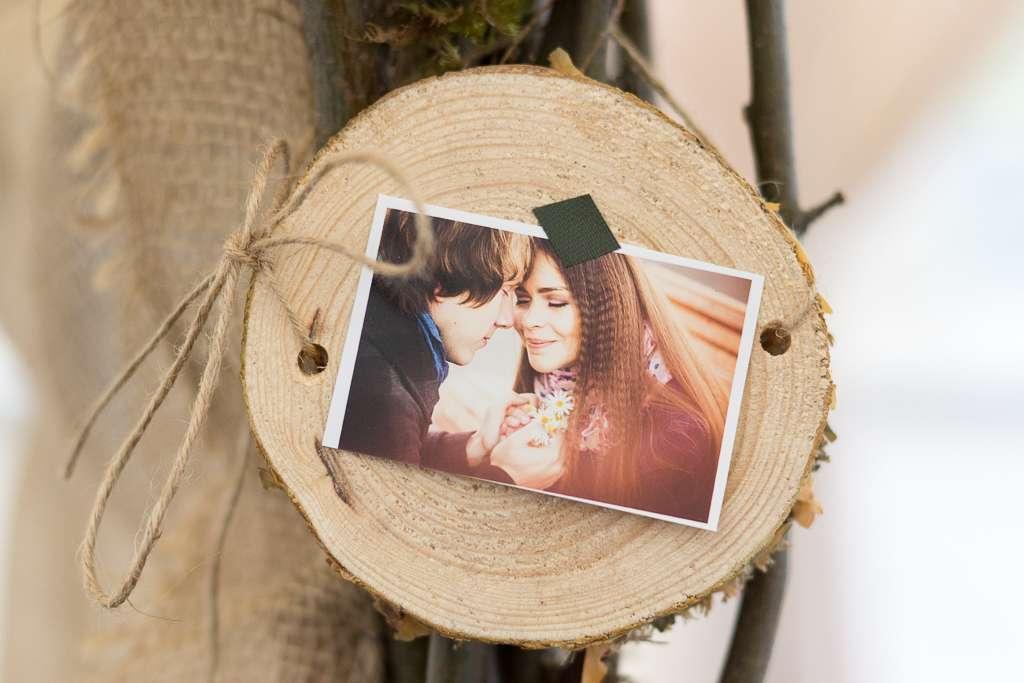 Почему бы не использовать фотографии в оформлении арки для выездной регистрации?  - фото 3106771 Jane shemis - флористика и декор