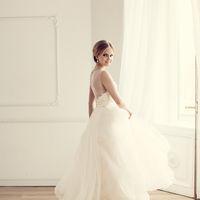 Свадебное платье Лизель