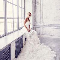Свадебное платье Топаза