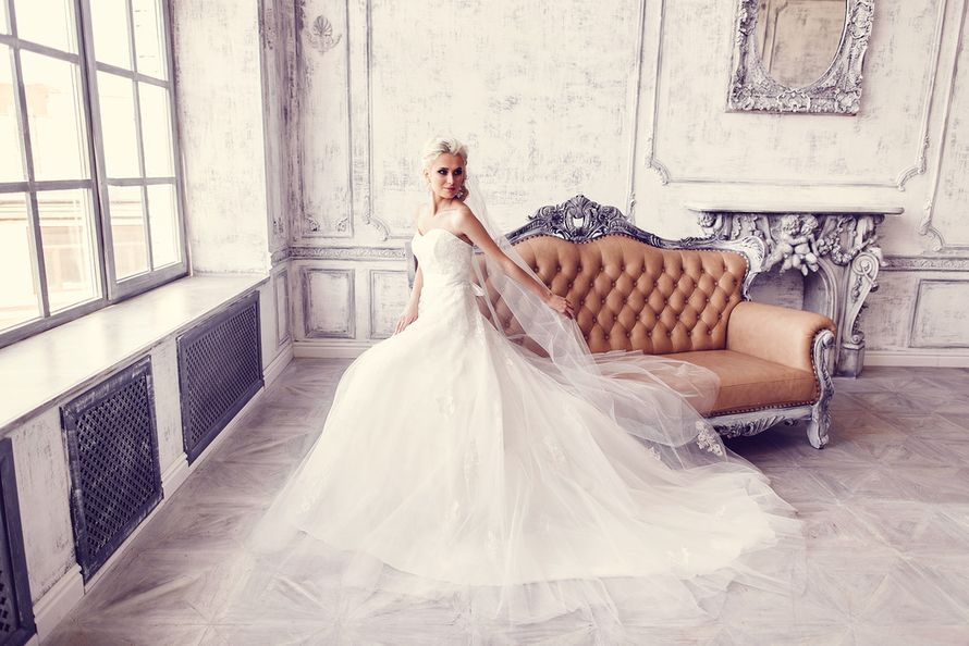 Свадебное платье Изабель - фото 3069831 Свадебный салон Весна