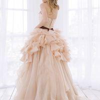 Свадебное платье Валенсия Лайт Кофе