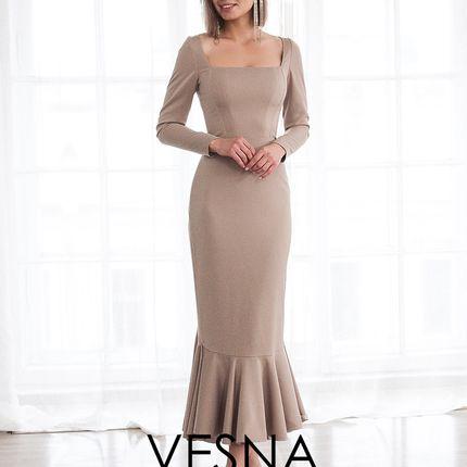 Вечернее платье Габриэль Беж