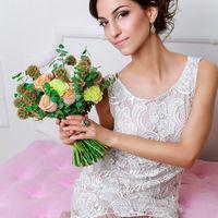 Букет невесты Дианочки