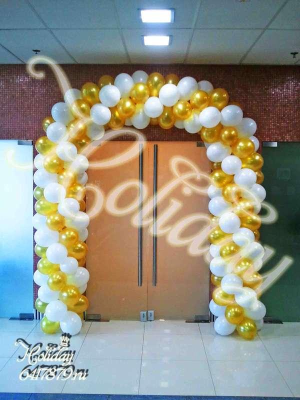 Фото 3085233 в коллекции Свадьба - Holiday - оформление воздушными шарами