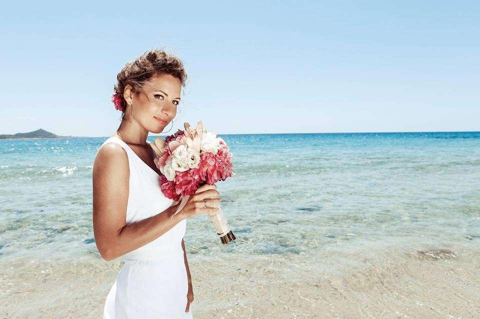 Наталья, love-story о. Сардиния - фото 3090757 Профессиональный визажист Татьяна Ницак