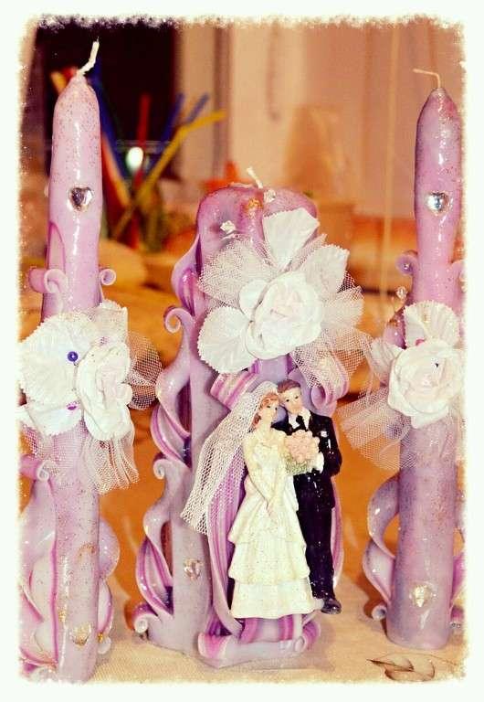 Фото 3093469 в коллекции Мои фотографии - Свеча Тюмени - свадебные аксессуары