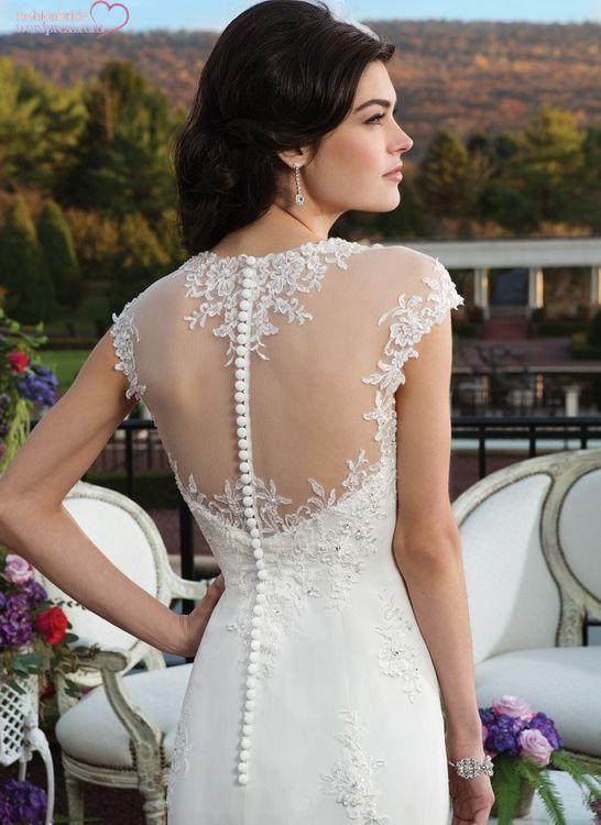 фото прозрачных платьев со спины