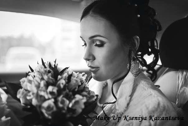 Фото 5877154 в коллекции Портфолио - Визажист Плеханова Ксения
