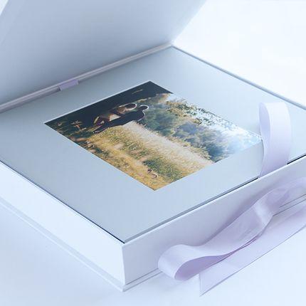 Оформление фотографий в паспарту