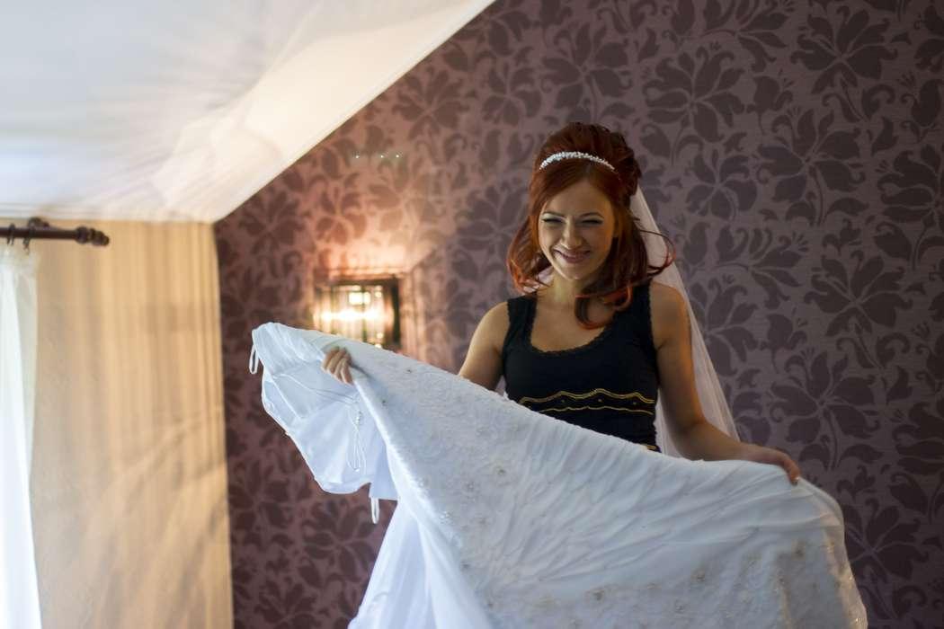 Утро невесты - фото 3118249 Фотограф Надежда Котомина