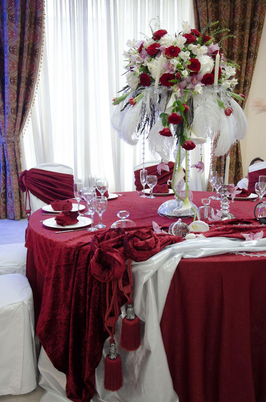 Оформление гостевого стола - фото 5739533 Студия декора Люси Пасмурной