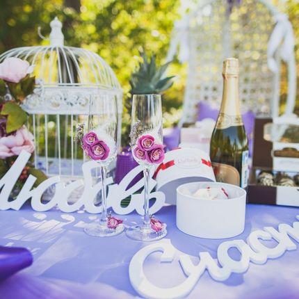 Декор на свадьбу и фотосессии