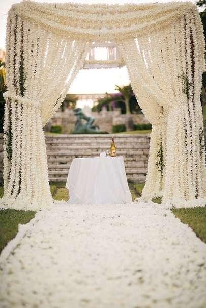 """Волшебные выездные регистрации с нестандартными решениями - фото 3161761 Студия стильных свадеб """"La Feerie"""", агентство"""