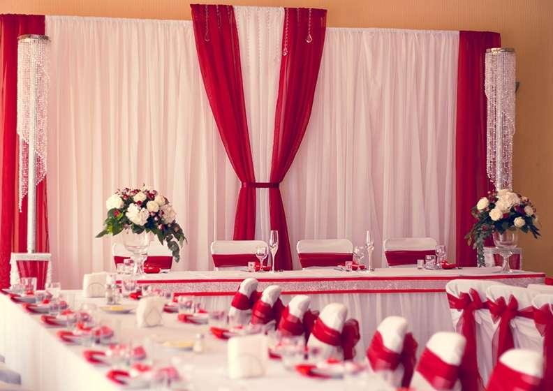 Декор банкетного зала - фото 3174771 ЭкоDekor - декор свадеб