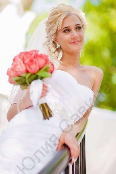 Великолепное платье на ангельской невесте Марии!! Благодарим за выбор платья!! - фото 14892546 Свадебный салон Юлии Савиной