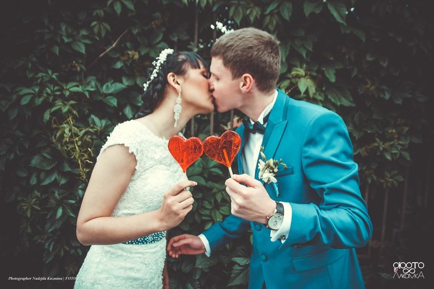 Кружевное платье на невесте Наталье! (заказ из Екатеринбурга) - фото 14892652 Свадебный салон Юлии Савиной