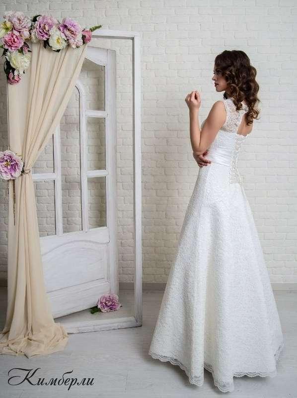 в наличии, цвет кремовый, размеры 44, 46 и 48, цена 14000р - фото 14892788 Свадебный салон Юлии Савиной
