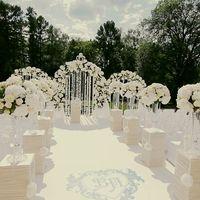 Выбор свадебной площадки...