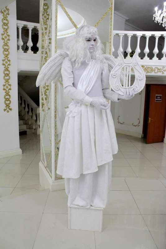 Живые статуи!Оживят любой праздник! - фото 3190253 Корпорация Движ - организация свадеб