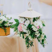 Оформление свадьбы в усадьбе Лафер