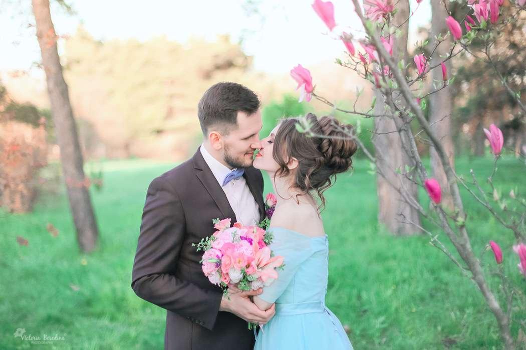 весенняя свадьба - фото 11834470 Фотограф Виктория Беседина