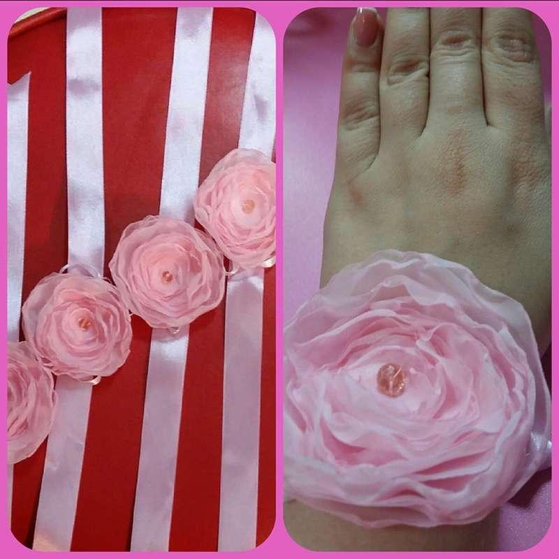 """в розовом цвете (в наличии 6 шт.) - фото 15767474 Свадебный салон """" Примадонна"""""""