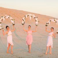 Украшение танца - арки