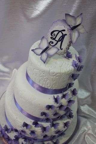 """Фото 3207353 в коллекции Мои фотографии - """"Торт с изюминкой"""" - свадебные торты"""