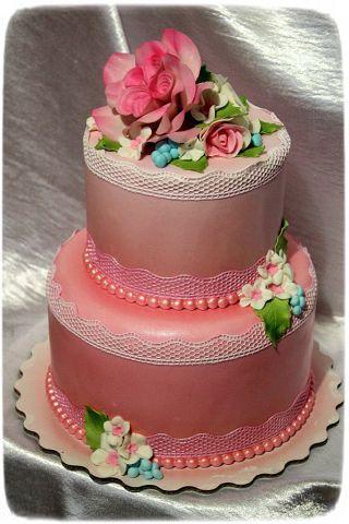 """Фото 3207373 в коллекции Мои фотографии - """"Торт с изюминкой"""" - свадебные торты"""