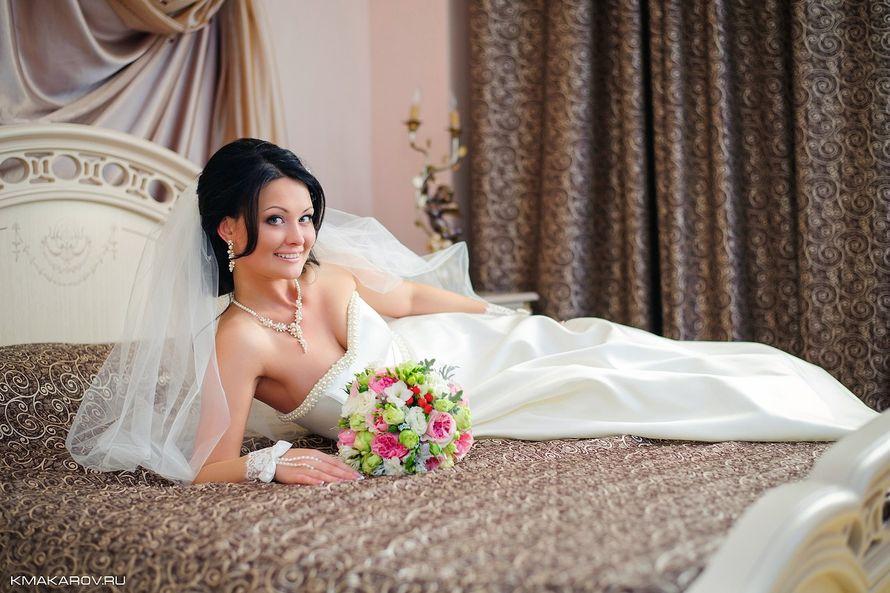 Невеста Леночка - фото 3212475 Стилист Русанова Анна