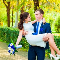 WEDDING|Кристина и Антон|Сентябрь 2014г|Москва