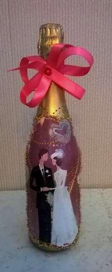 Любые цветовые гаммы ,оформления на любой вкус) - фото 3218953 Bubbly- оформление шампанского