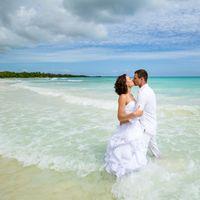 Доминикана, свадьба, любовь , улыбка, счастье , поцелуй, море
