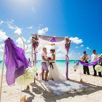 Доминикана, свадьба на Саоне