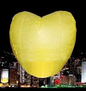 """Желтое сердце - фото 43575 Студии """"Сакура"""" - свадебные аксессуары"""